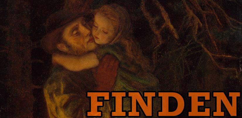 Finden (to Finden) - Wort des Tages