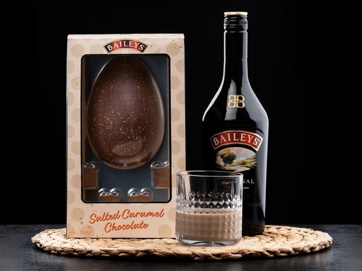 Baileys Salted Caramel Chokoladeæg Image
