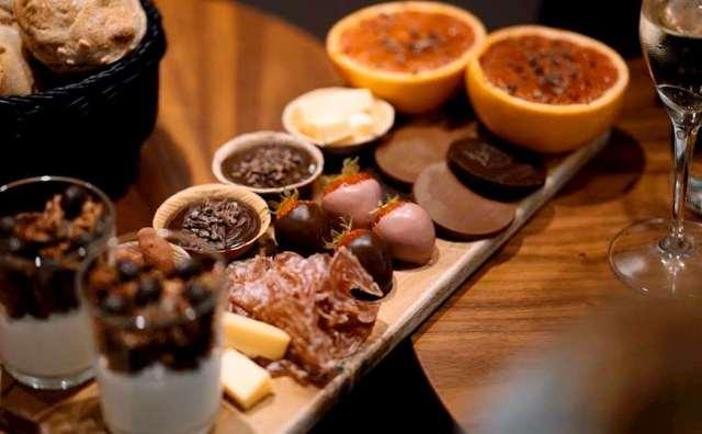 Chokoladebrunch hos Peter Beier Image