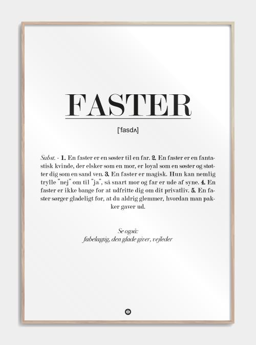 Faster – plakat Image
