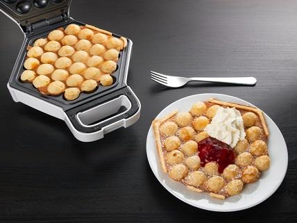 KitchPro® Bubble Waffle Jern Image