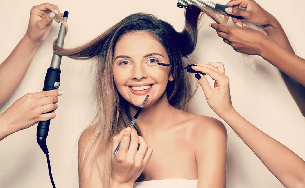 Makeover - Se dig selv forvandlet Image