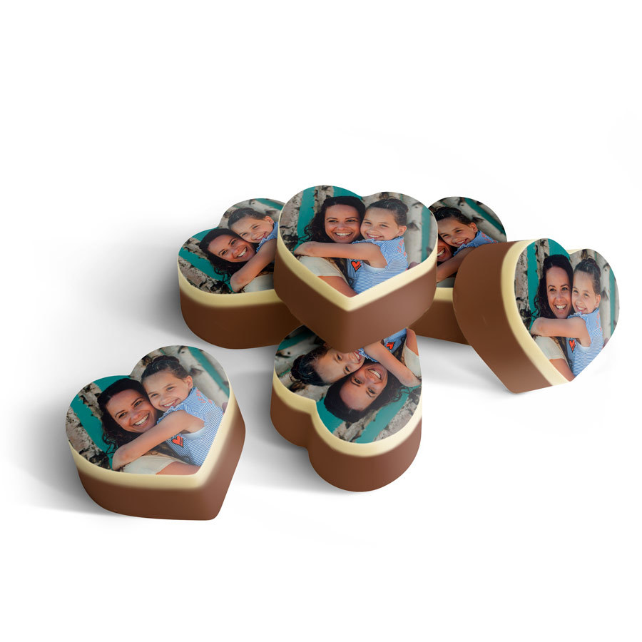 Personaliserede chokolader Image