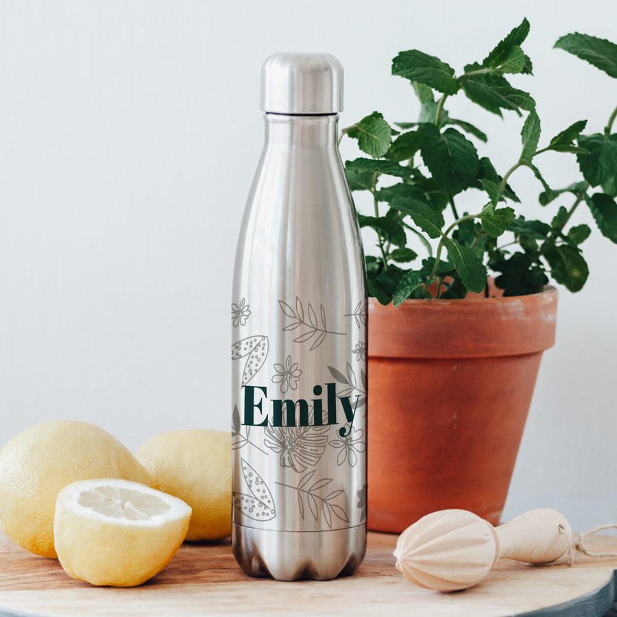 Personaliseret vandflaske Image