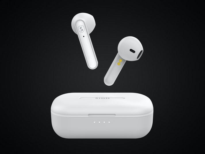 SiGN Freedom Trådløse Bluetooth-Høretelefoner Image