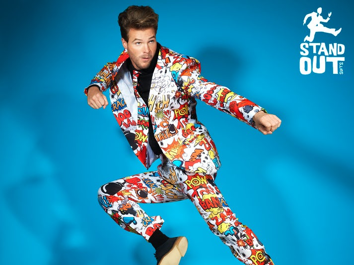 Stand Out Suits Image