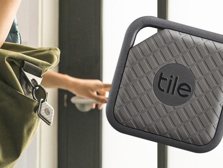 Tile Sport Bluetooth-tracker Image