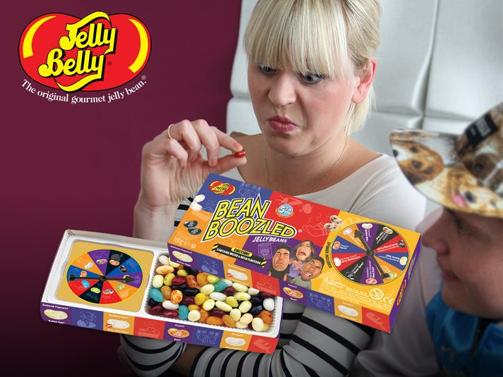 Bean Boozled Jelly Beans Image