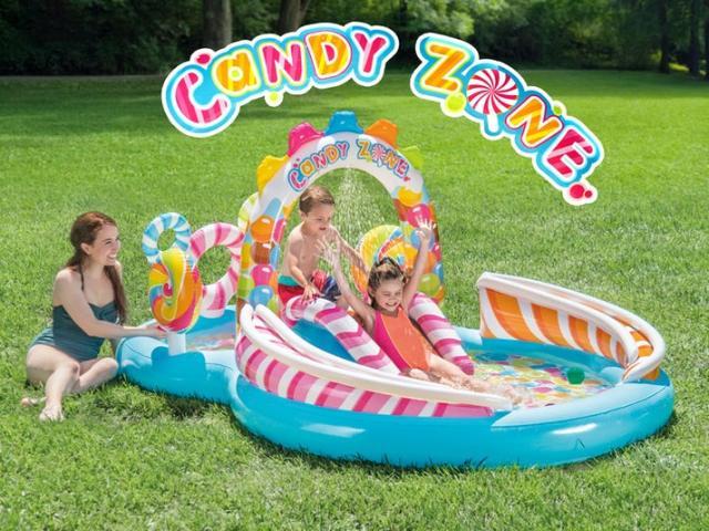 Intex Candy Zone Badeland Image