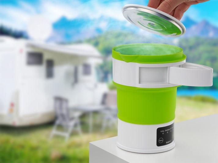 KitchPro® Sammenfoldelig Vandkoger Image