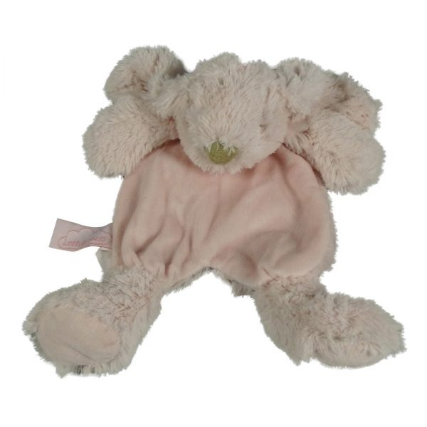 Lolli bamse & nusseklud med navn Image