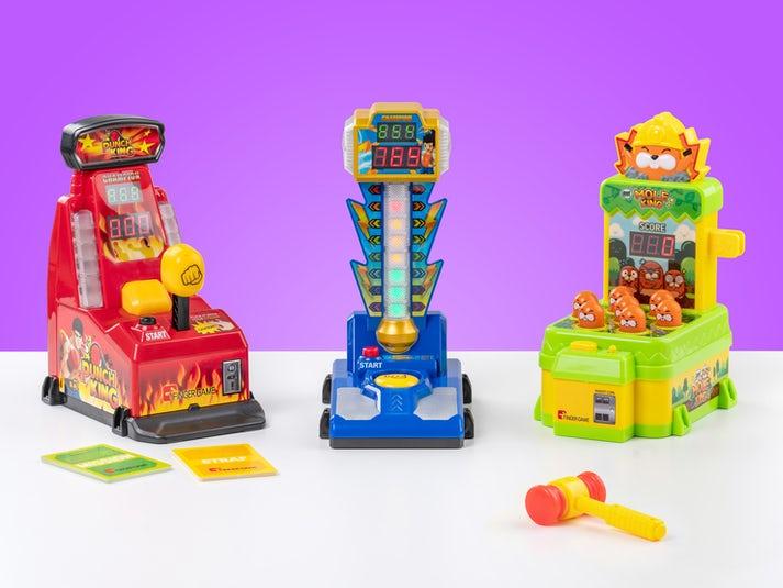 Mini Arcade Games Image
