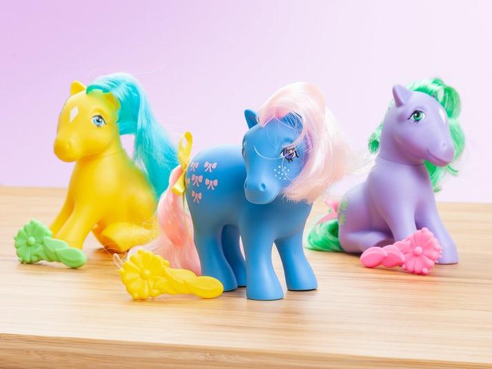 My Little Pony Retro Earth Ponies Image