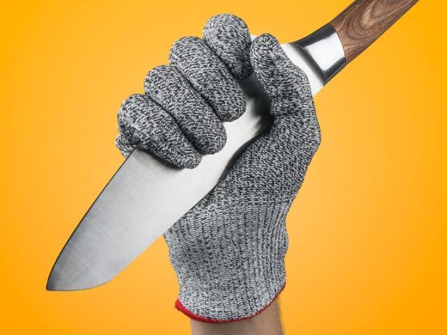 Skæresikker køkkenhandske Image