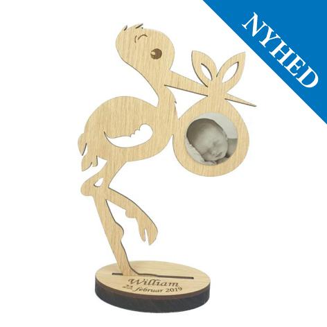 Stork – figur med foto Image