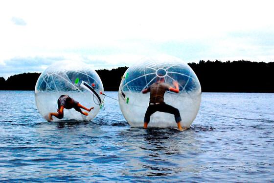 Funballz - lær at gå på vandet Image
