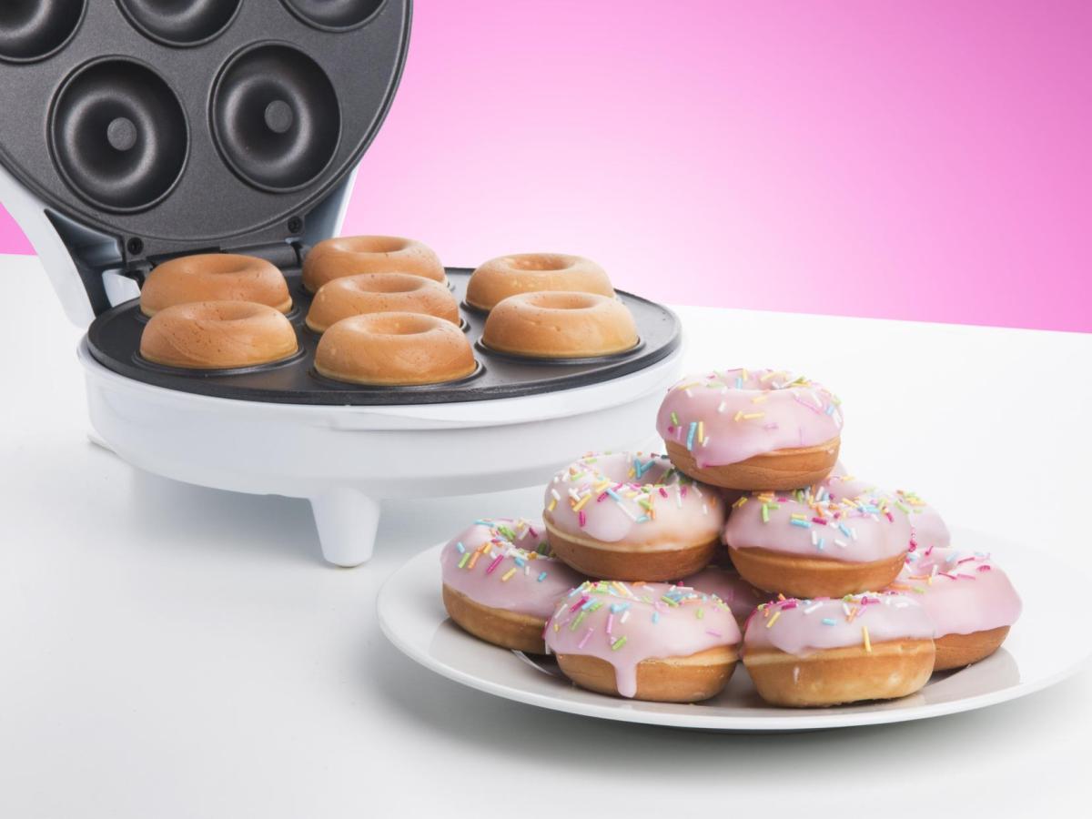 KitchPro Mini Donut Maker Image