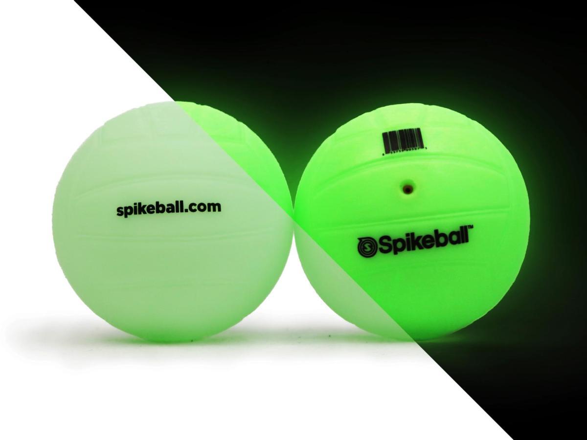 Spikeball Glow in the Dark Balls (2-pak) Image
