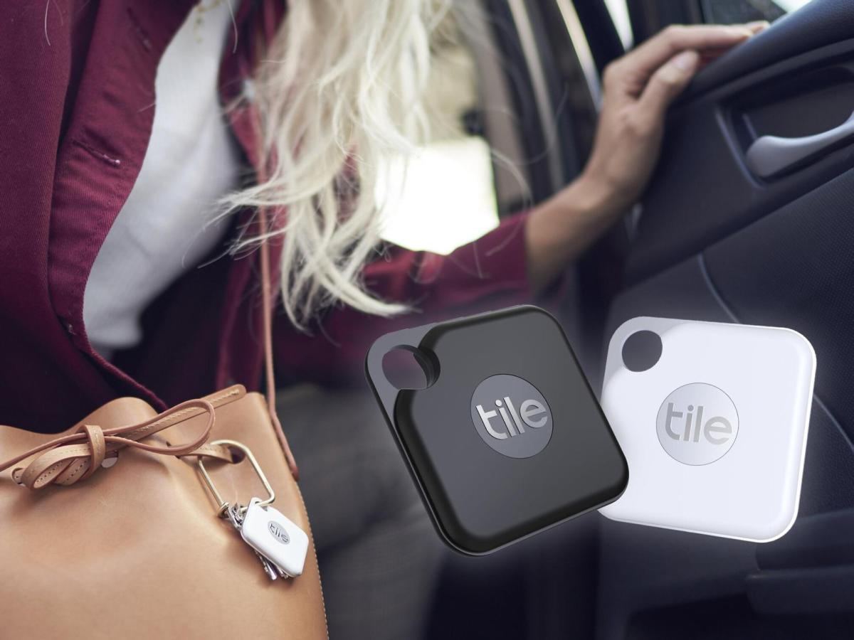 Tile Pro Bluetooth-tracker Image