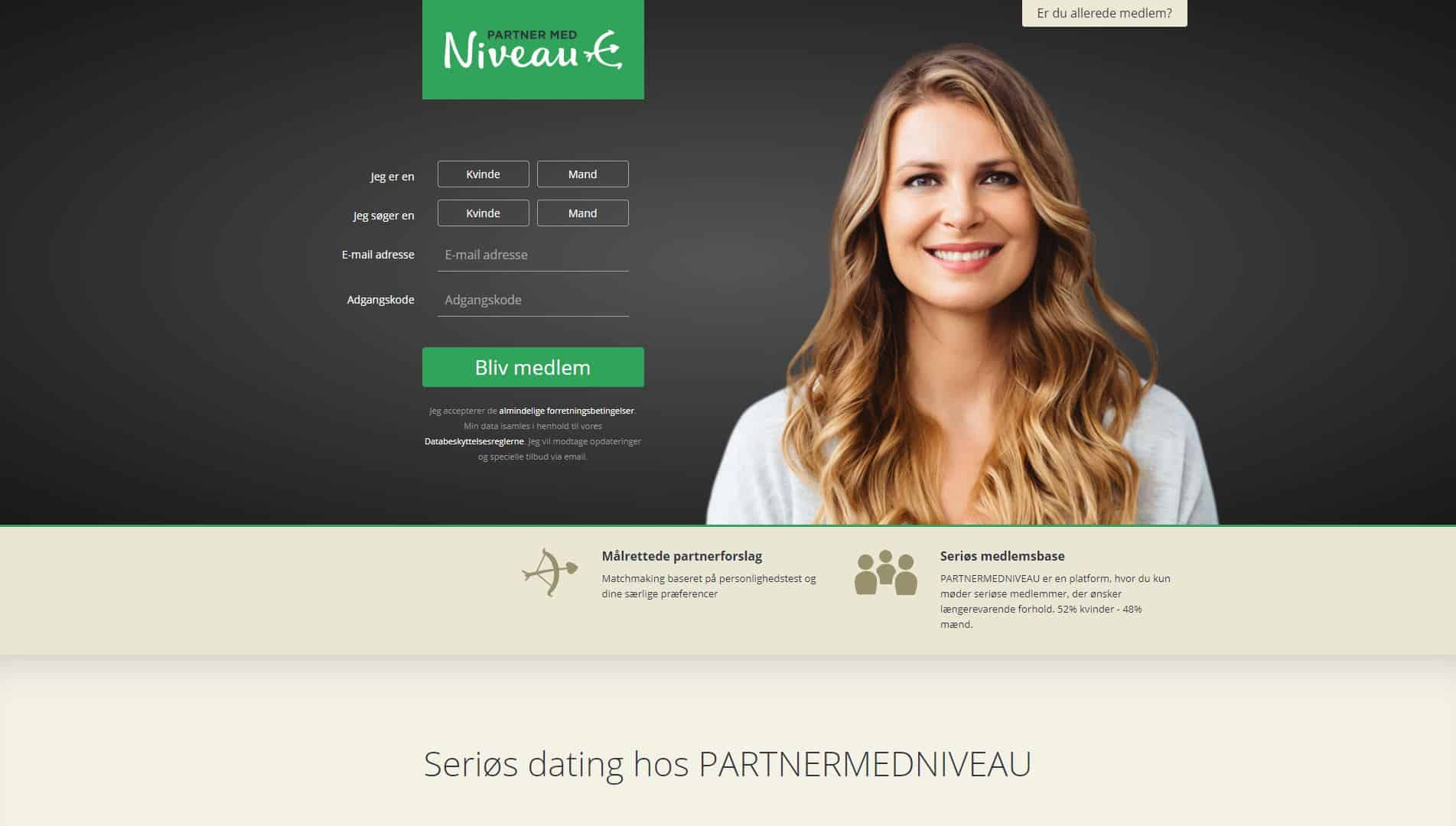 Alle dating site liste