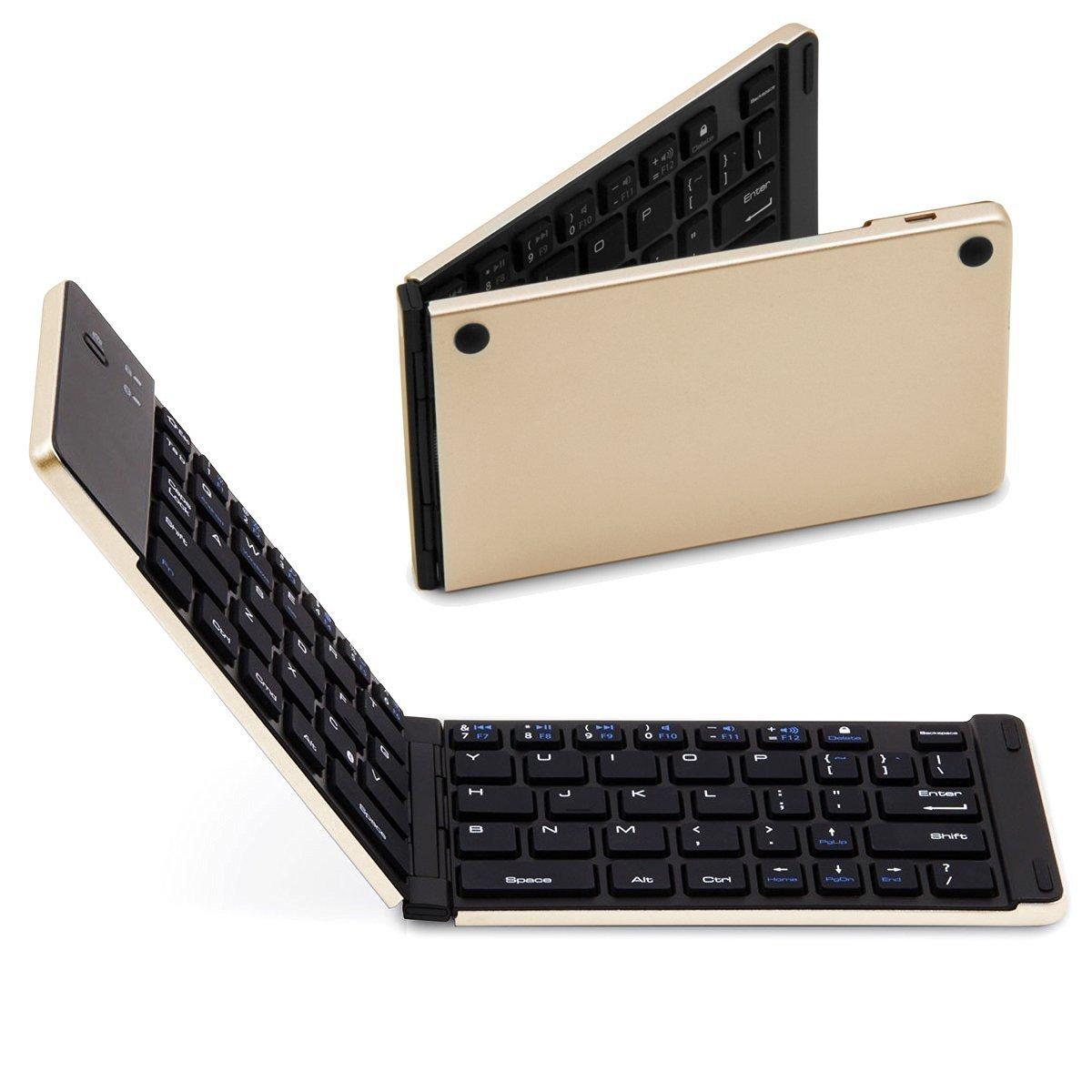 Portable Folding Keyboard