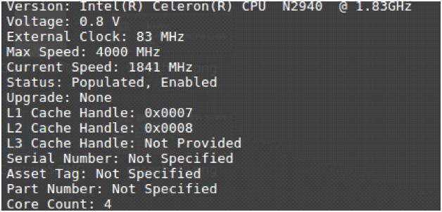 LinuxCPU