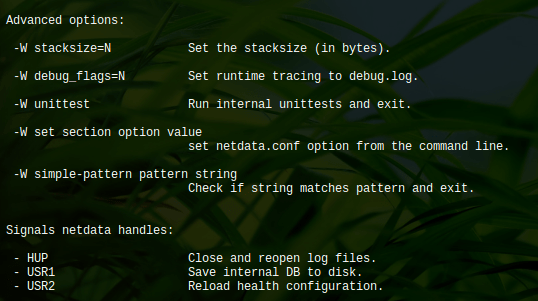 """Nifty Linux Monitoring Tool """"Netdata"""" 5"""