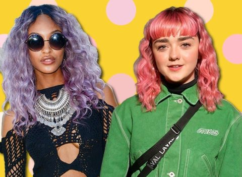 Quirky Hair Colour Trends For Winter 2020