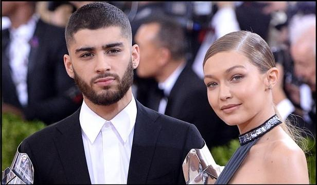 Gigi Hadid Shares Photo With Zayn and Their Baby Girl