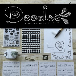 Doodles Planner Pop Products