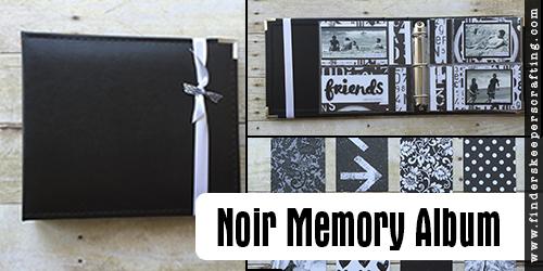 Noir Memory Album Tada