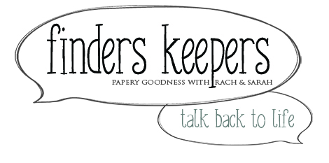 Finders Keepers Logo Talk Back To Life