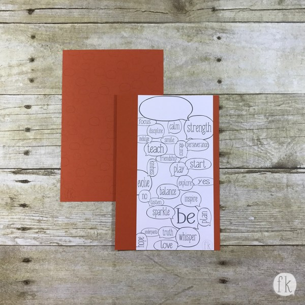 Talk Back To Life - Planner Pop - Gallery