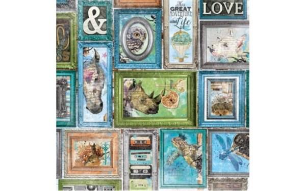 Life In Color Memory Album Gallery