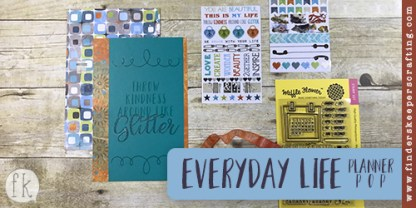 Everyday Life Planner Featured