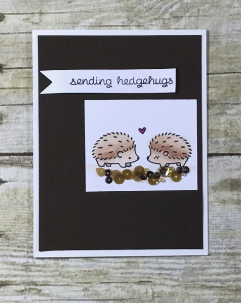 sending hedgehugs card gallery