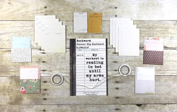 Bookworm Planner Pop - Gallery