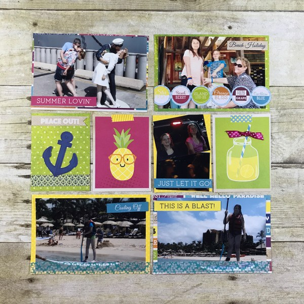 Catch A Wave Easy Peasy Kit - Gallery