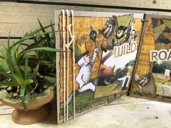 Where the Wild Things Are - Mini 8x8 Memory Album - Gallery