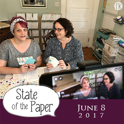 Finders Keepers' State of the Paper Address - June 8, 2017