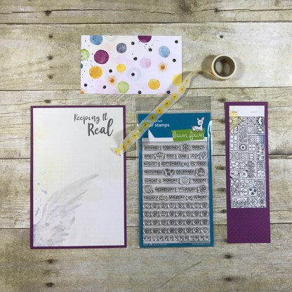 Keeping It Real Planner Pops - Gallery
