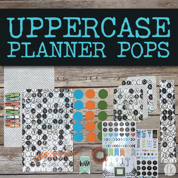 Uppercase Planner Pops - Featured