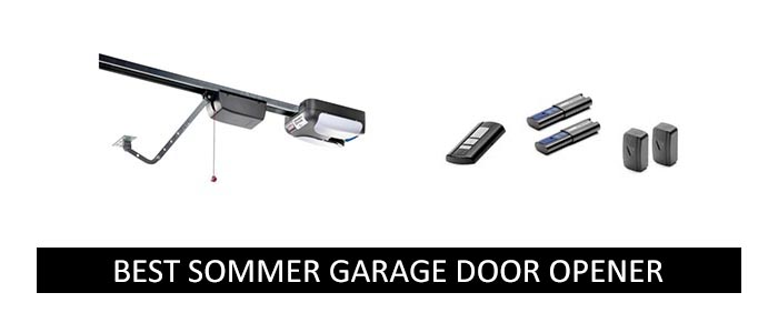 Best SOMMER garage door opener