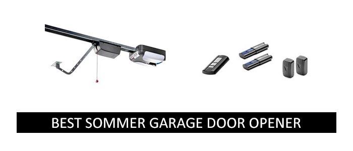 Sommer Garage Openers Garage Door Opener