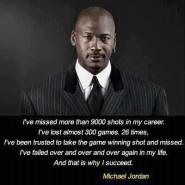 Success - Michael Jordan