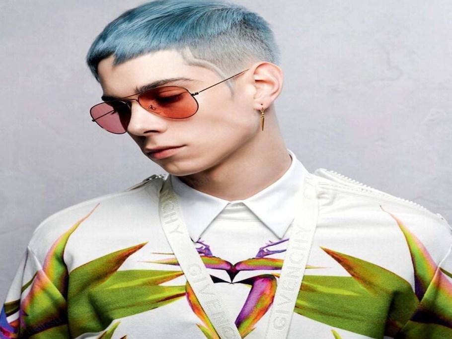 Erkek Renkli Saç - Son Kısa Erkek Saç Modelleri 2019
