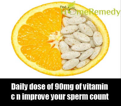 Vitamins To Increase Motility Of Sperm