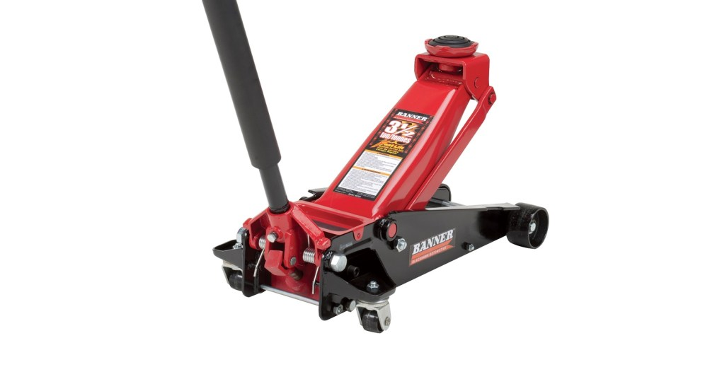 Blackhawk B6350 Fast Lift 3.5 Ton Floor Jack