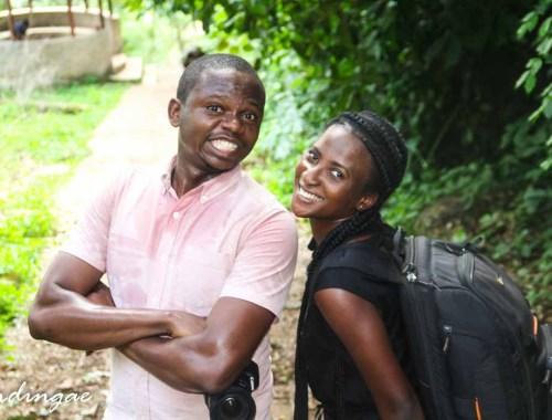 Adewale Yusuf and Anuoluwapo Olopade