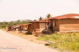 Villages in Africa
